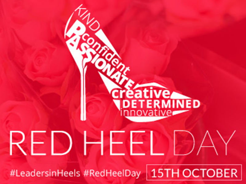 Red Heel Day 2015