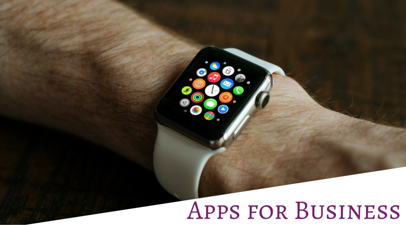 Apps for business feature