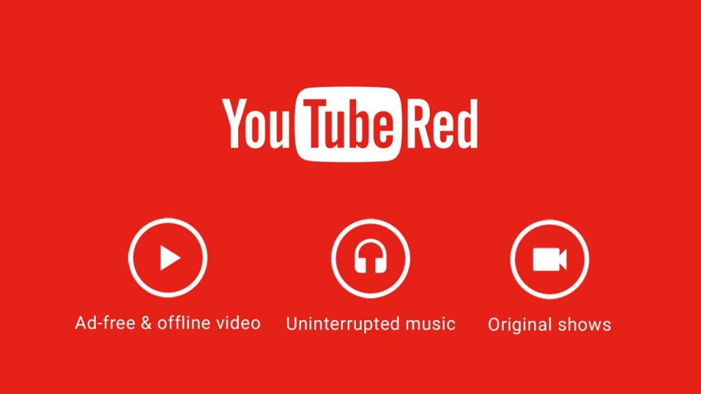 YouTube Red Launches in Australia   Deli Agency