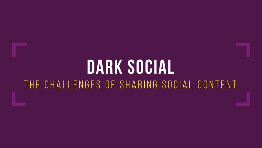 The challenges of social sharing
